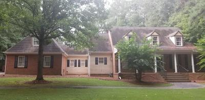 Fayette County Single Family Home For Sale: 220 Patricia Lane