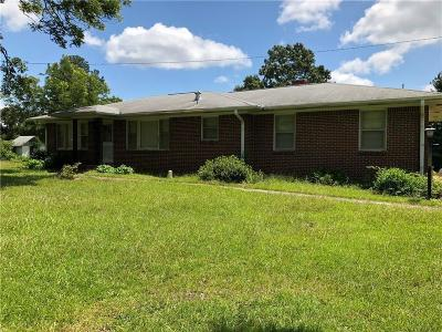 Dekalb County Single Family Home For Sale: 3332 Turner Hill Road
