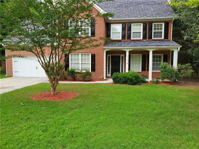 Lawrenceville Single Family Home For Sale: 1175 Pennefeather Lane