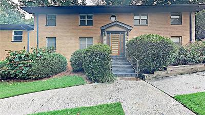 Decatur GA Condo/Townhouse For Sale: $209,900
