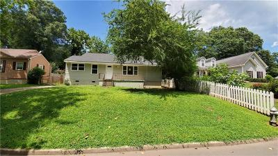 Fulton County Single Family Home For Sale