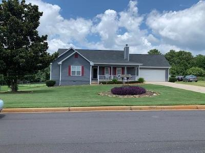 Newton County Single Family Home For Sale: 365 Branchwood Drive