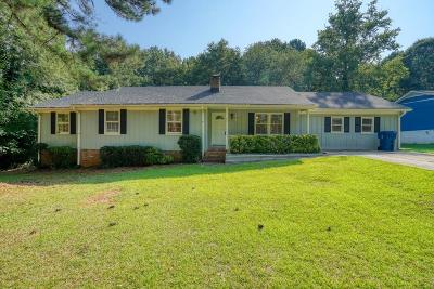 Lawrenceville Single Family Home For Sale: 288 Patterson Road