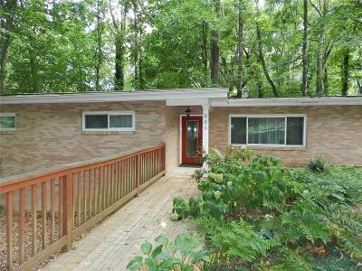 Decatur GA Single Family Home For Sale: $375,000