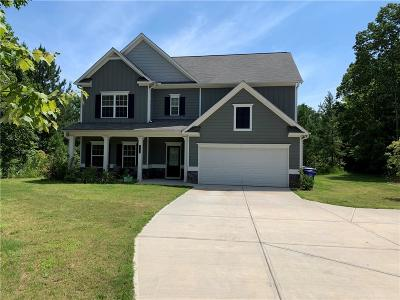 Hall County Single Family Home For Sale: 3502 SW Amberleigh Trace