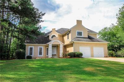 Johns Creek Single Family Home For Sale: 10595 Branham Fields Road