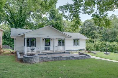 Single Family Home For Sale: 485 Lake Drive