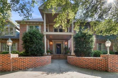 Dacula Single Family Home For Sale: 1524 Drowning Creek Road