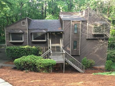 Cobb County Single Family Home For Sale: 3469 Shawnee Trail SE