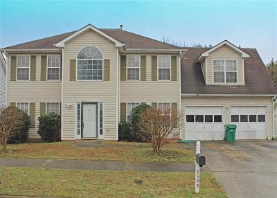 Dekalb County Single Family Home For Sale: 3590 Salem Glen Road