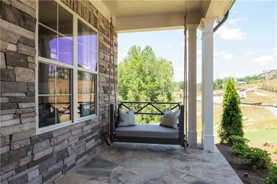 Suwanee Single Family Home For Sale: 6245 Overlook Club Circle #32