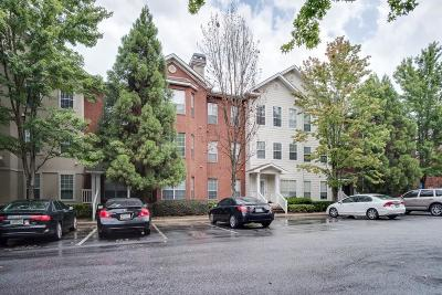 Sandy Springs Condo/Townhouse For Sale: 5641 Roswell Road #208