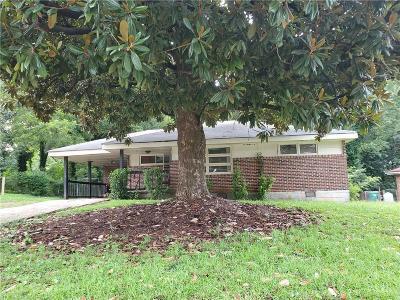 Dekalb County Single Family Home For Sale: 2734 Tilson Road