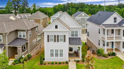 Alpharetta Single Family Home For Sale: 135 Rowan Avenue