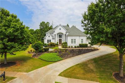 Duluth Single Family Home For Sale: 3475 Moye Trail