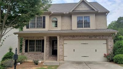 Alpharetta Single Family Home For Sale: 211 Water Oak Place