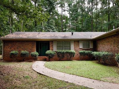 Newton County Single Family Home For Sale: 373 Buckingham Drive