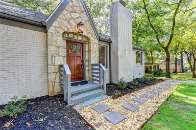 Atlanta Single Family Home For Sale: 2821 Memorial Drive SE