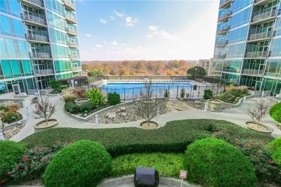 Midtown Condo/Townhouse For Sale: 943 Peachtree Street NE #1414