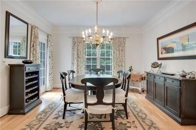 Buckhead Condo/Townhouse For Sale: 40 Ivy Chase NE