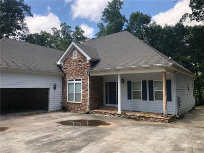 Lumpkin County Single Family Home For Sale: 54 Buckeye Ridge W