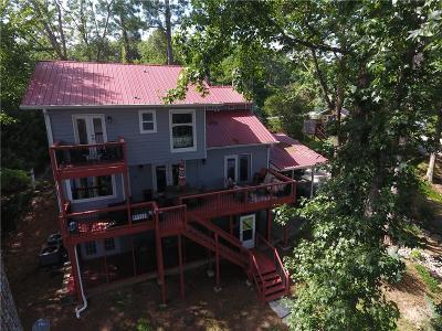 Snellville Single Family Home For Sale: 796 Lake Drive