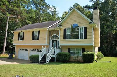 Austell Single Family Home For Sale: 1331 Dillon Road