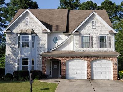 Paulding County Single Family Home For Sale: 43 Cedar Point