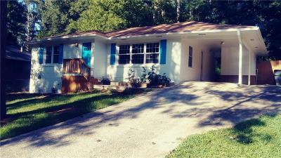 East Point Single Family Home For Sale: 2272 Headland Terrace