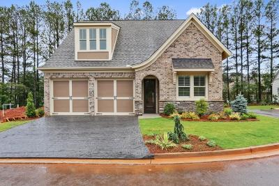 Cobb County Single Family Home For Sale: 366 Hotchkiss Lane NW