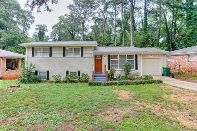 Decatur Single Family Home For Sale: 2088 Shamrock Drive