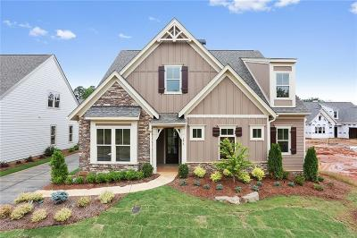 Cobb County Single Family Home For Sale: 2190 Capers Drive NW