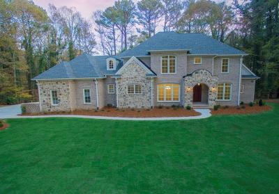 Sandy Springs Single Family Home For Sale: 8201 Hewlett Road