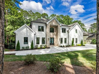 Chastain Park Single Family Home For Sale: 4417 Jett Road NW