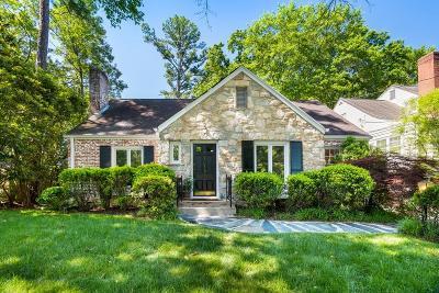 Morningside Single Family Home For Sale: 1718 Pine Ridge Drive NE