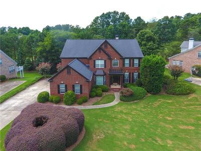 Suwanee Single Family Home For Sale: 361 Bournemouth Drive