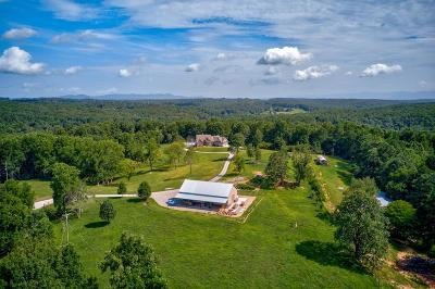 Cherokee County Single Family Home For Sale: 1321 Fate Conn Road