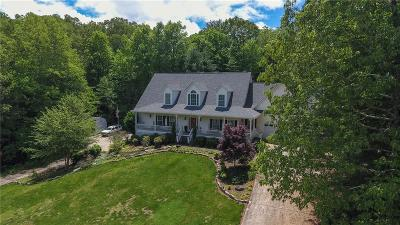 Ellijay Single Family Home For Sale: 371 Owensby Drive
