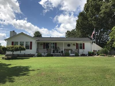Paulding County Single Family Home For Sale: 1366 Dabbs Bridge Road