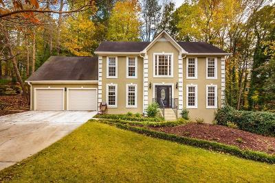 Single Family Home For Sale: 3907 Sharpel Lane NW