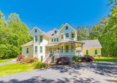Powder Springs Single Family Home For Sale: 2304 Cross Creek Drive SW