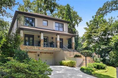 Brookhaven Single Family Home For Sale: 1269 Sylvan Circle NE
