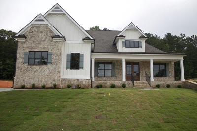 Powder Springs Single Family Home For Sale: 14 Catesby Road