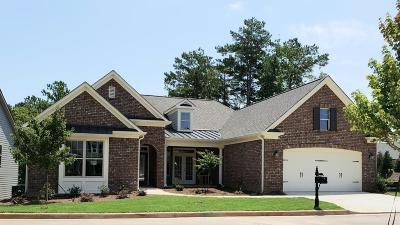 Cherokee County Single Family Home For Sale: 129 Laurel Overlook