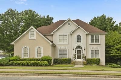 Alpharetta Single Family Home For Sale: 3525 Fieldstone Crossing