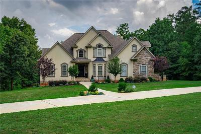 Monroe Single Family Home For Sale: 291 Double Springs Road SW