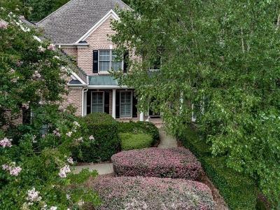 Canton Single Family Home For Sale: 1383 Bridgemill Avenue