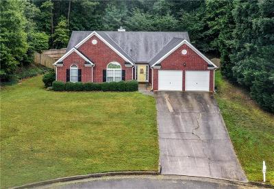 Villa Rica Single Family Home For Sale: 219 Harlan Heights Road