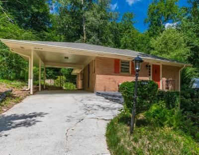 East Point Single Family Home For Sale: 2441 Jefferson Terrace