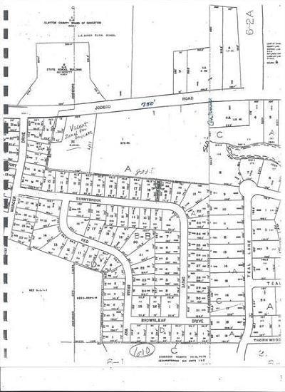 Jonesboro Residential Lots & Land For Sale: 1463 Lake Jodeco Road